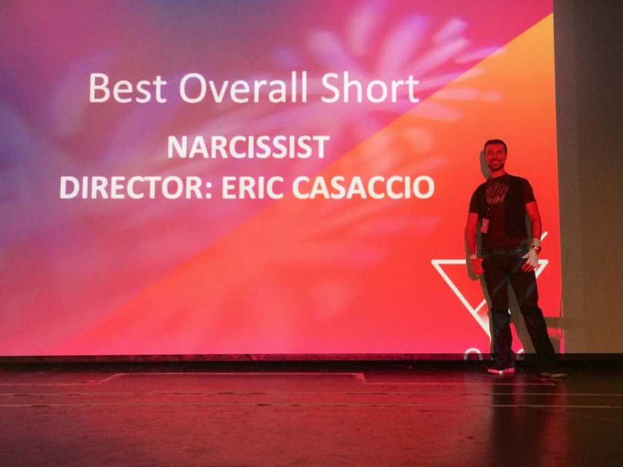 NARCISSIST (the Movie) - Director's Statement